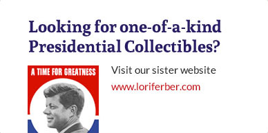 Shop Presidential Collectibles