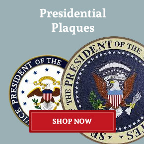 Presidential Plaques